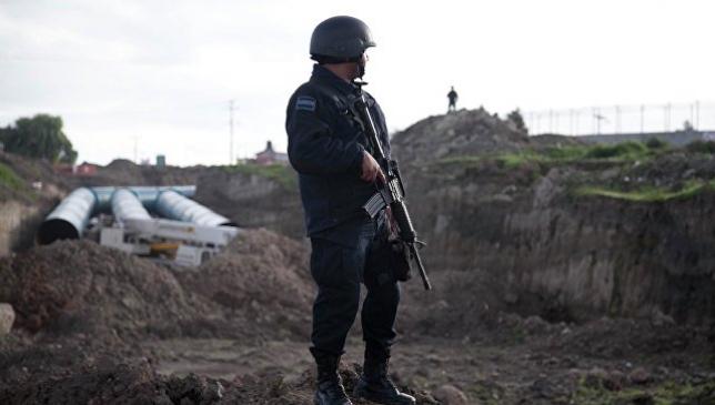 В мексиканской тюрьме вспыхнул новый бунт
