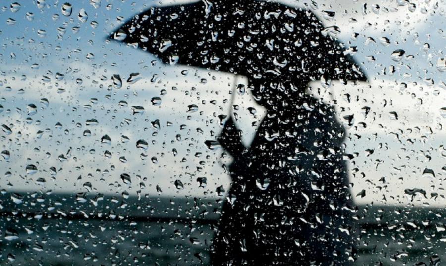 Дожди и ветер ожидаются на большей части территории страны