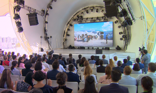 Документальный фильм об Астане покажут более чем в 40 странах