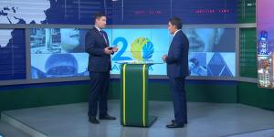 «Білу маңызды». Астана 20 жыл. Әділет Тілепов