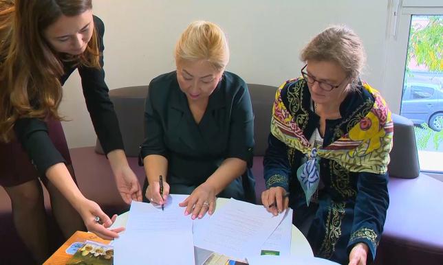 В Париже открыт центр казахстанской литературы и культуры