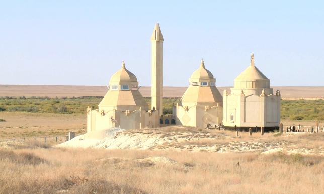 К духовному центру «Ак мечеть» подведут инфраструктуру