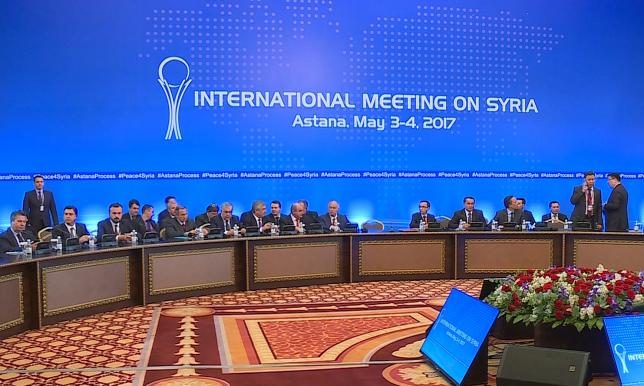 В 6-й раз Астана станет площадкой для переговоров по Сирии