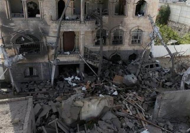 В Йемене 24 человека погибли в результате авиаудара