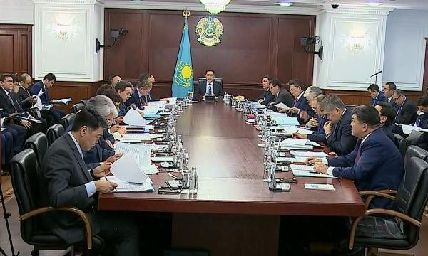 Т.Сулейменов: Рост экономики составил 3,9 процентов с начала года