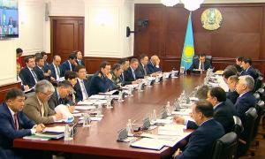 ҚР Үкіметі 2025 жылға дейінгі стратегиялық жоспарды мақұлдады