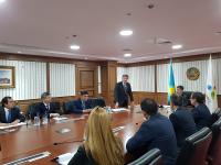 «Астана ЭКСПО-2017» ұлттық компаниясының жаңа басшысы тағайындалды