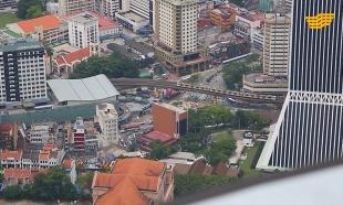 «Тур де Хабар». Малайзия. Пенанг аралы және Куала Лумпур қаласы
