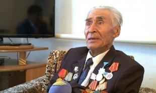 Ветеран ВОВ Жакия Мусатаев пишет книгу о героизме солдат Великой Отечественной