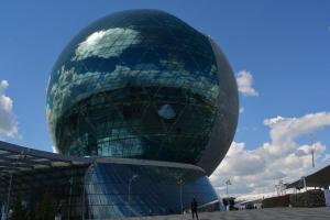 Туристическая зона открылась на EXPO 2017