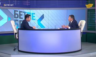 «Бетпе-бет». ҚР Еңбек сіңірген қайраткері, жазушы Жолтай Әлмашұлы