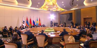 «Большая политика». Заседание Высшего Евразийского экономического совета