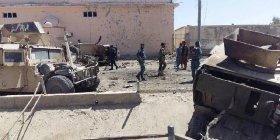 На юге Афганистана произошёл взрыв