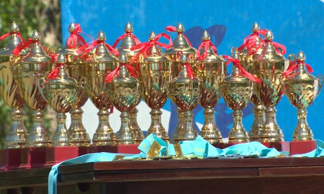 «Аstana Sport Fest 2017» фестивалінде алуан түрлі сайыс ұйымдастырылды