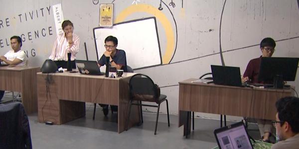 «100 новых лиц Казахстана»: ученый-химик Д.Тастанбеков разрабатывает новый проект