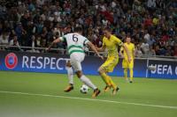 «Астана» забила четыре гола «Селтику» в последнем матче в Лиге чемпионов