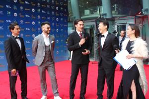Фоторепортаж: Открытие XIV Международного кинофестиваля «Евразия»