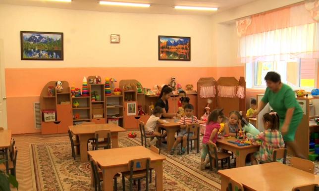 Проект Всемирного банка реализуется в двух детских садах Экибастуза