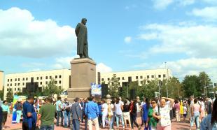 Мероприятия в честь дня рождения Абая состоялись в Астане
