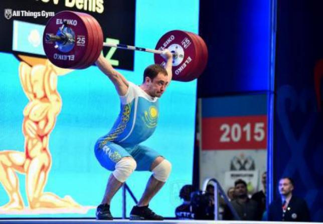 Тяжелоатлет Уланов принес Казахстану третье «золото» Универсиады-2017