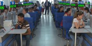 Шымкентте Астананың 20 жылдығына орай жаңа форматтағы жұмыспен қамту орталығы ашылды