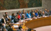 Мемлекет басшысы Н.Назарбаев БҰҰ Қауіпсіздік Кеңесінің отырысына қатысты