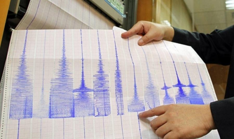 В Алматинской области произошло землетрясение магнитудой 3.8