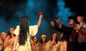 В театре «Астана Опера» готовятся к выходу оперы «Кармен»