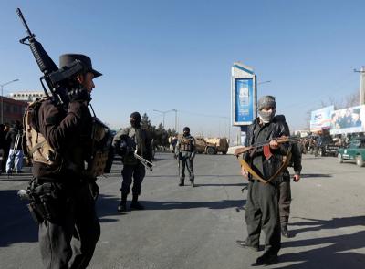 12 человек стали жертвами взрыва в Кабуле