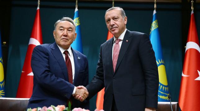 Президент Турции намерен совершить официальный визит в Казахстан