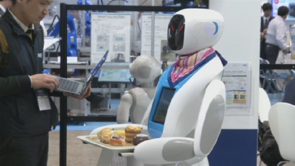 Токиода роботтарға арналған көрме ашылды