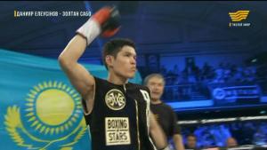 Бокс: Данияр Елеусинов – Золтан Сабо
