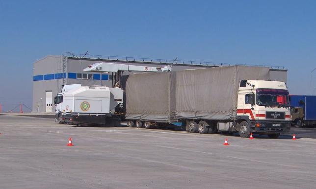 На границе Казахстана и Китая открыли таможенно-логистический центр