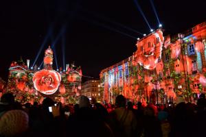 Францияда жарықшамдар фестивалі өтіп жатыр