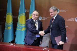 Акмолинская и Курганская области договорились о взаимном сотрудничестве между регионами