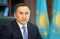 Асқар Мырзахметов Жамбыл облысының әкімі болып тағайындалды