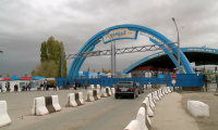 Ситуация на казахстанско-кыргызстанской границе