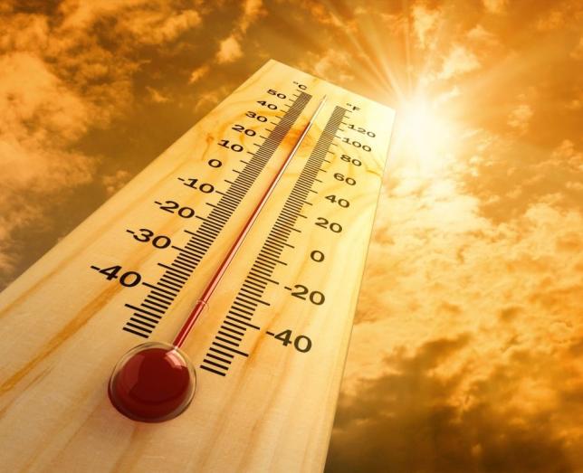 Пик жары в Астане придется на конец июня
