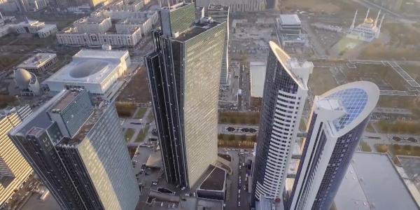 Документальный фильм. «Астана-город будущего»