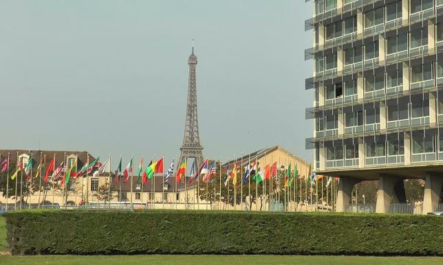 ЮНЕСКО-ның Париждегі штаб-пәтерінде «Рухани жаңғыру» бағдарламасының тұсаукесері өтіп жатыр