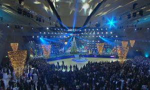 Нурсултан Назарбаев: 2017 год запомнится нам яркими и масштабными событиями
