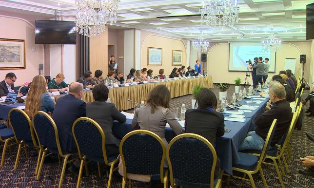 Уровень контента казахстанских СМИ повышают журналисты Великобритании и Украины