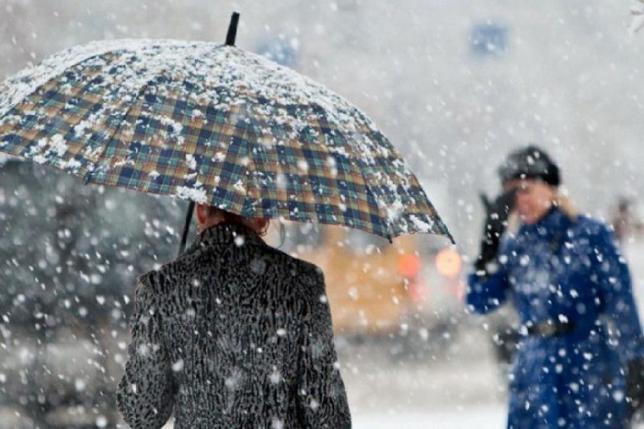 Синоптиктер: Астанада алдағы бірнеше сағаттың ішінде жаңбыр соңы қарға ұласады
