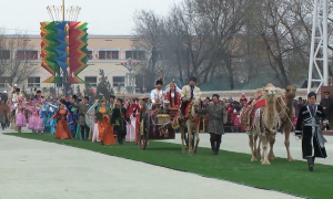 Түркістан Түркі мәдениетін асқақтатты