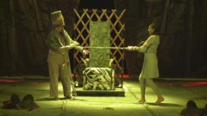 Премьера спектакля «Нарқыз» с аншлагом прошла в Актобе