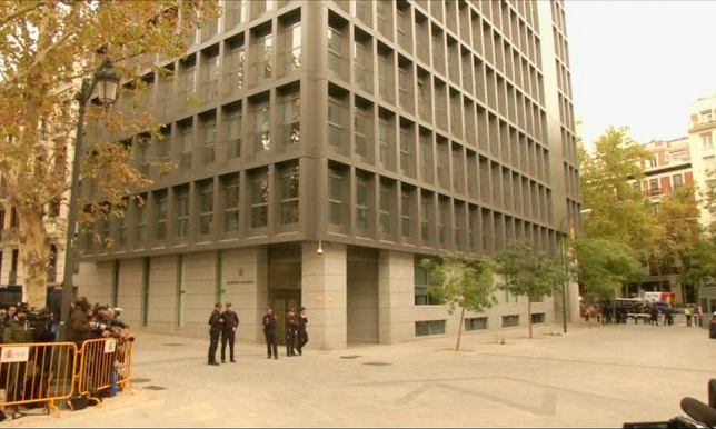 Каталония үкіметінің 8 бұрынғы министрі тұтқындалды