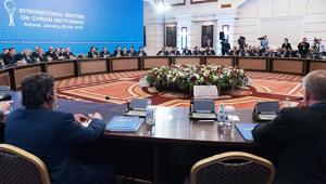Следующий раунд переговоров по Сирии состоится в феврале 2018 года
