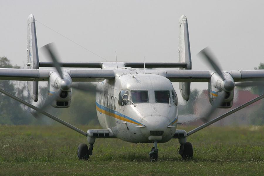 East Wing компаниясы Ан-28 ұшақтарын қолданыстан уақытша шығарады