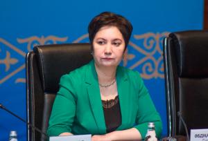 Гүлшара Әбдіқалықова Қазақстан халқы Ассамблеясы Кеңесінің кеңейтілген отырысына қатысты
