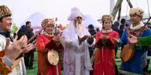 Как казахстанцы празднуют Наурыз